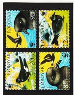 TNT194 DÄNEMARK - FÄRÖER 2005  Michl 530/33 SATZ ** Postfrisch SIEHE ABBILDUNG - Färöer Inseln