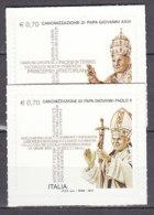 PGL DE0267 - ITALIA REPUBBLICA 2014 SASSONE N°3471/72 ** - 6. 1946-.. Repubblica