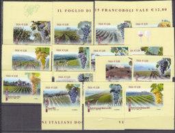 PGL DE0294 - ITALIA REPUBBLICA 2014 SASSONE N°3519/33 ** - 6. 1946-.. Repubblica