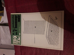 Bt2 Numero 52 Bibliotheque De Travail A La Recherche De L'humour Noir - Humour