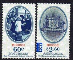 AUSTRALIA, 2013 FIRST BANKNOTE 2 MNH - 2010-... Elizabeth II