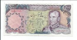 Iran , Bank Markazi Iran ,billet Ayant Circulé De 5000 Rials - Iran
