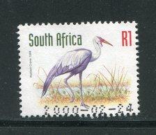 AFRIQUE DU SUD- Y&T N°994- Oblitéré (grues) - Oblitérés
