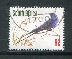 AFRIQUE DU SUD- Y&T N°1017- Oblitéré (oiseaux) - Oblitérés