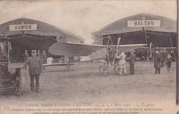 Grande Semaine D'Aviation D'Angers -- 3,4,5,6 Juin 1910 -- Aviateur Aubrun -- Hangars Aubrun - Balsan - ....-1914: Précurseurs