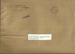 Cachet Manuel De Beaugency _ PP Journaux - Postmark Collection (Covers)
