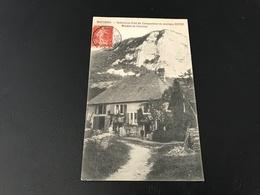 MOUTHIER Habitation D'été Du Compositeur De Musique REYER Membre De L'Indtitut - 1907 Timbrée - France
