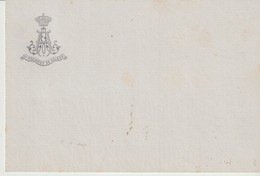 CARTON - DE VISITE : 2° RÉGIMENT DE GUIDES - A. M. - Visiting Cards
