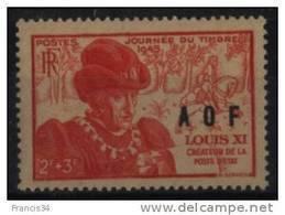 N° 23 - X X - ( C 106 ) - A.O.F. (1934-1959)