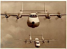 AW C1 Armstrong Whitworth Argosy    21 * 17 CM  AEROPLANE - Aviación