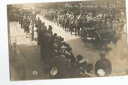 45 Orleans Carte Photo Fete De Jeanne D'Arc 1931 Militaires - Orleans