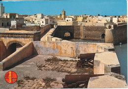 Morocco Postcard The Portoguese City Sent To Denmark Casablanca 23-3-1975 - Casablanca