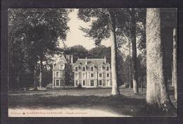 CPA 27 - SAINT-GERMAIN-la-CAMPAGNE - Château De St-Germain-la-Camapgne - Façade Principale - TB PLAN EDIFICE - Francia