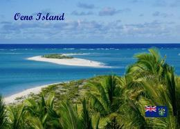Pitcairn Oeno Island View New Postcard Pitcairninseln AK - Pitcairn Islands