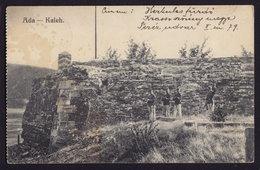 Romania Turkey - Ada Kaleh 1918 OLD POSTCARD (see Sales Conditions) - Rumänien