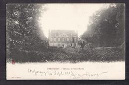 CPA 27 - SAINT-MARTIN - ETREPAGNY - Etrépagny - Château De Saint-Martin - TB PLAN EDIFICE Et Sa Façade 1903 - Francia