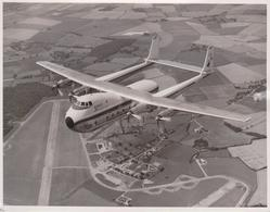 AMERICA RIDDLE AIRLINES AW 100 &200 SRS  Armstrong Whitworth Argosy 21 * 16 CM AEROPLANE - Aviación