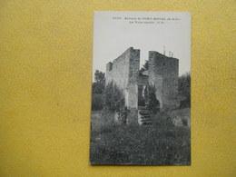MAGNY LES HAMEAUX. L'Abbaye De Port-Royal-des-Champs. La Tour Carrée. - Magny-les-Hameaux