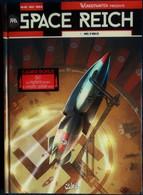 Nolane - Maza - Nikolic - SPACE REICH - 1 - Duel D'aigles - Éditions Soleil - ( E.O. 2015 ) . - Bücher, Zeitschriften, Comics