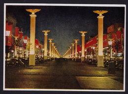 Berlin - Nazi Propaganda - UNTER Den LINDEN OLD POSTCARD (see Sales Conditions) - Allemagne