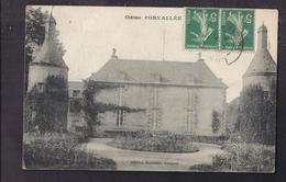 CPA 03 - ORVALLEE - Château D'Orvallée - TB PLAN EDIFCIE Et Sa Façade - Altri Comuni