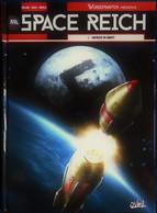 Nolane - Maza - Nikolic - SPACE REICH - 2 - Rapaces En Orbite - Éditions Soleil - ( E.O. 2017 ) . - Bücher, Zeitschriften, Comics