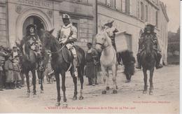 HAUTE MARNE - 1 - WASSY à Travers Les Ages - Annonce De La Fête Du 24 Mai 1908 - Wassy