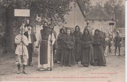 HAUTE MARNE - 4 - WASSY à Travers Les Ages - An 671 - Bercaire, Abbé Du Der Et Ses Moines ... - Wassy