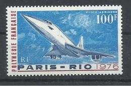 POLINESIA YVERT AEREO 103  MH  * - Polinesia Francesa