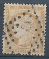 N°59  NUANCE ET OBLITERATION. - 1871-1875 Ceres