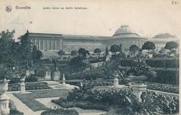 CPA - Belgique - Brussels - Bruxelles - Jardin Italien Au Jardin Botanique - Forêts, Parcs, Jardins