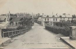 CPA Début Des Années 1900 : Rethondes (60) - L'entrée Du Pays - Rethondes