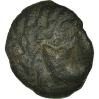 Monnaie, Ambiens, Bronze Au Cheval, TB, Bronze, Delestrée:358 - Gauloises