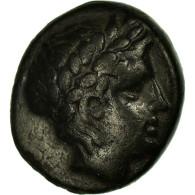 Monnaie, Macédoine, Bottiaea, Bronze Æ, 392-379 BC, Très Rare, TTB, Bronze - Grecques