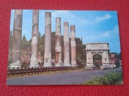 POSTAL POST CARD CARTE POSTALE ITALIA ITALY ROMA ROME ARCO DI TITO ARC DE TITUS OF DER TITUSBOGEN, VER FOTO/S Y DESCRIPC - Roma (Rome)