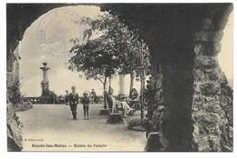 63-ROYAT-LES-BAINS-Entrée Du Paradis... Animé - Royat