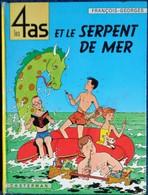 François Craenhals - Georges Chaulet - Les 4 As Et Le Serpent De Mer - Casterman - ( 1968 ) . - 4 As, Les