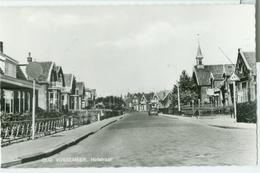 Oud-Vossemeer; Hofstraat - Niet Gelopen. (Adr. Aarnoudse En J. Vis, Oud-Vossemeer) - Netherlands