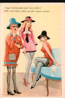 LOT126.....20 CPSM HUMOURS SUR LES FEMMES - Cartes Postales