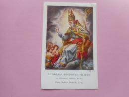 DEVOTIE-ST.NIKLAAS--11,50 OP 7,50 CM - Religion & Esotericism