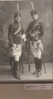 Bulgaria - Dobrich - Bazargic - Military - Armenian Photographer Sisaghian - 100x180mm - Ancianas (antes De 1900)