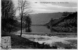 """39 -CHAMPAGNOLE -- """"La Rivière D'Ain-"""" - Champagnole"""