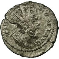 Monnaie, Postume, Antoninien, AD 261, Trèves Ou Cologne, TTB, Billon, RIC:-- - 5. L'Anarchie Militaire (235 à 284)