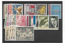 België Volledige Reeksen Postfris  Xx - Belgien