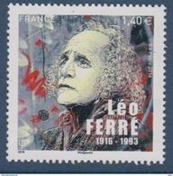 2016-FRANCE-N°5080** LEO FERRE - France