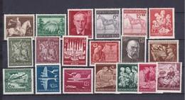 Deutsches Reich - 1943/44 - Sammlung - Ungebr. - Deutschland
