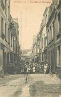 CALAIS - Une Rue Du Gourgain. - Calais