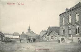 BEUGNIES - La Place. - France