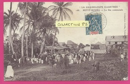 Guadeloupe Illustrée *** Basse-Terre- Petit Bourg - La Fête Communale (Ed Caillé N°188- Bon état Voir Scans) - Basse Terre