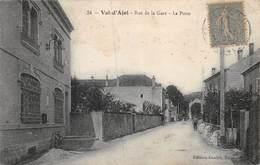 PIE.LOT T-19-5042 : VAL D'AJOL. RUE DE LA GARE. LA POSTE. - France